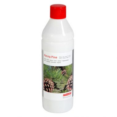Harvia Pine essence in a bottle