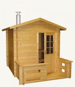 Outdoor sauna Kuikka