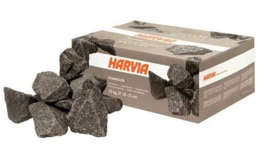 HARVIA SAUNA STONES 20KG – AC3020