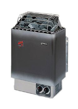 Electric Sauna Heater Harvia KIP45-B1 Built-in Controls