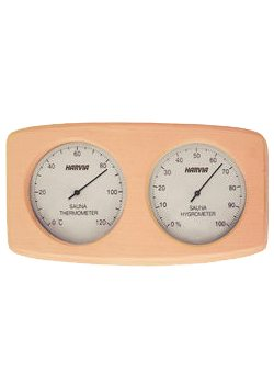 HARVIA combo Thermo and Hygrometer