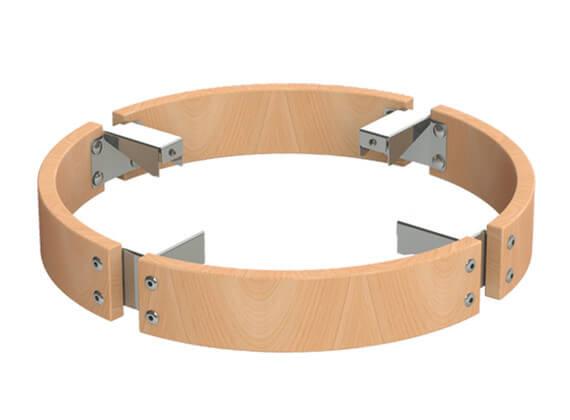 HPC3 Cilindro Safety rail